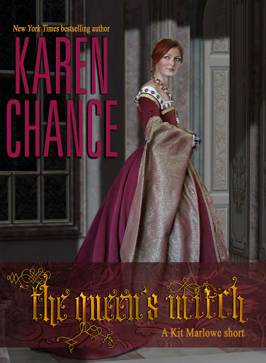 Image result for The Queen's Witch by Karen Chance