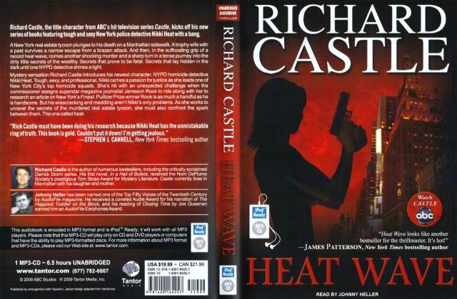 HEAT WAVE audiobook