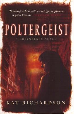 POLTERGEIST paperback