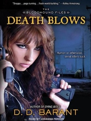 DEATH BLOWS audiobook