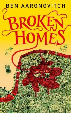 BROKEN HOMES hardback (UK)