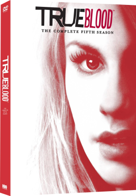 TRUE BLOOD Season 5 dvd box set