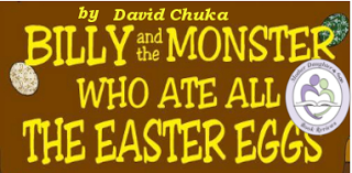 Billy And The Monster Who Ate All The Easter Eggs Book Blast & Giveaway