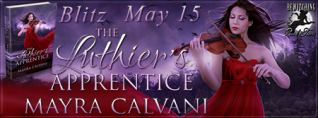 THE LUTHIER'S APPRENTICE Release Day Blitz & Giveaway
