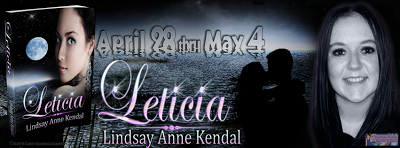 LETICIA Book Blast & Giveaway