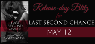 LAST SECOND CHANCE Blitz & Giveaway