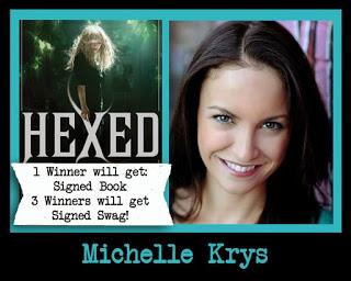 HEXED by Michelle Krys Release Day Celebration