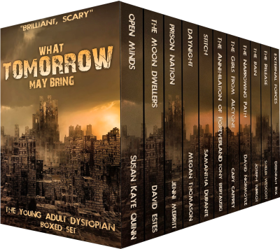 What Tomorrow May Bring box set