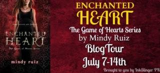 ENCHANTED HEART Blog Tour