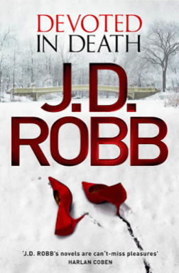 DEVOTED IN DEATH by JD Robb ebook