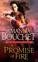 Book 1: A PROMISE OF FIRE