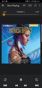 SHIFTING SHADOWS by Patricia Briggs (audio)